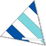Sunfish Sail, Aquatic Breeze 10019