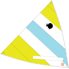 Sunfish, Blue Lagoon Sail, SA90002P2