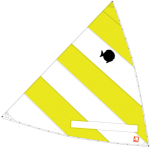 Sunfish, Canary  Sail, SA90002P4