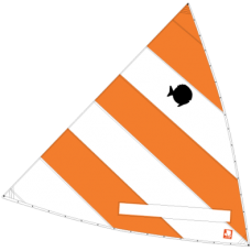 Sunfish, Orange Pop  Sail, SA90002P5