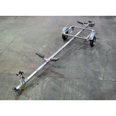 Trailex Aluminum Trailer, Single Ultra Light Duty Carrier